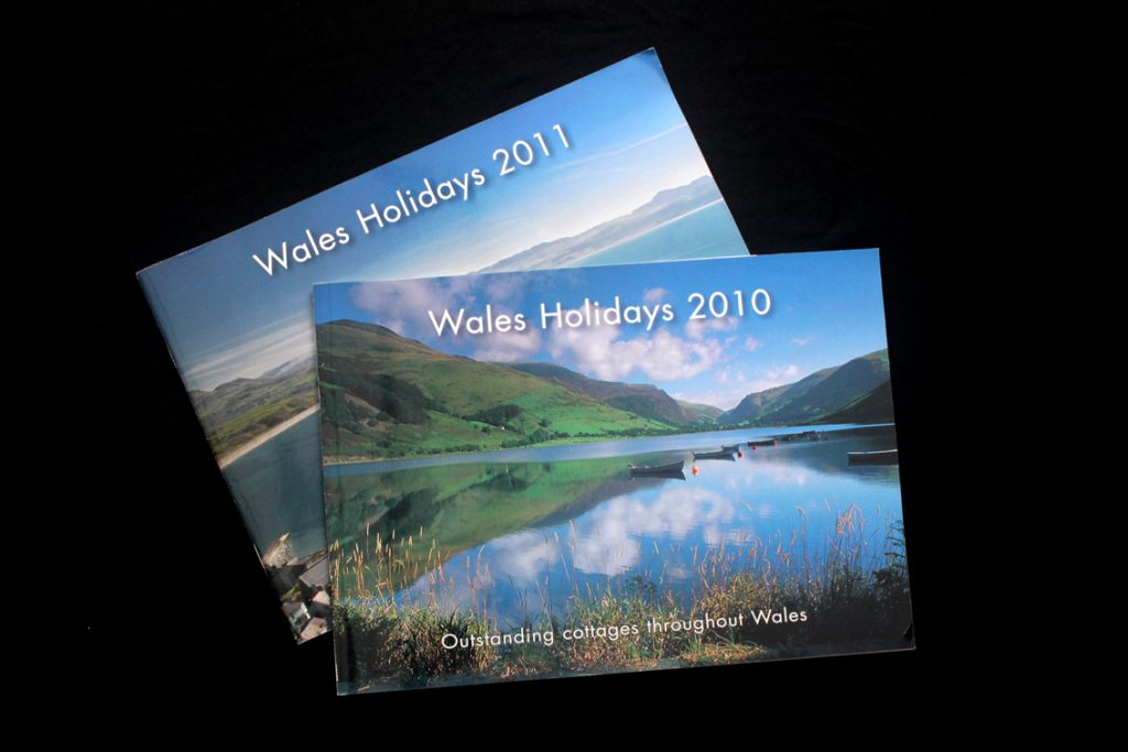 Wales Holidays brochure