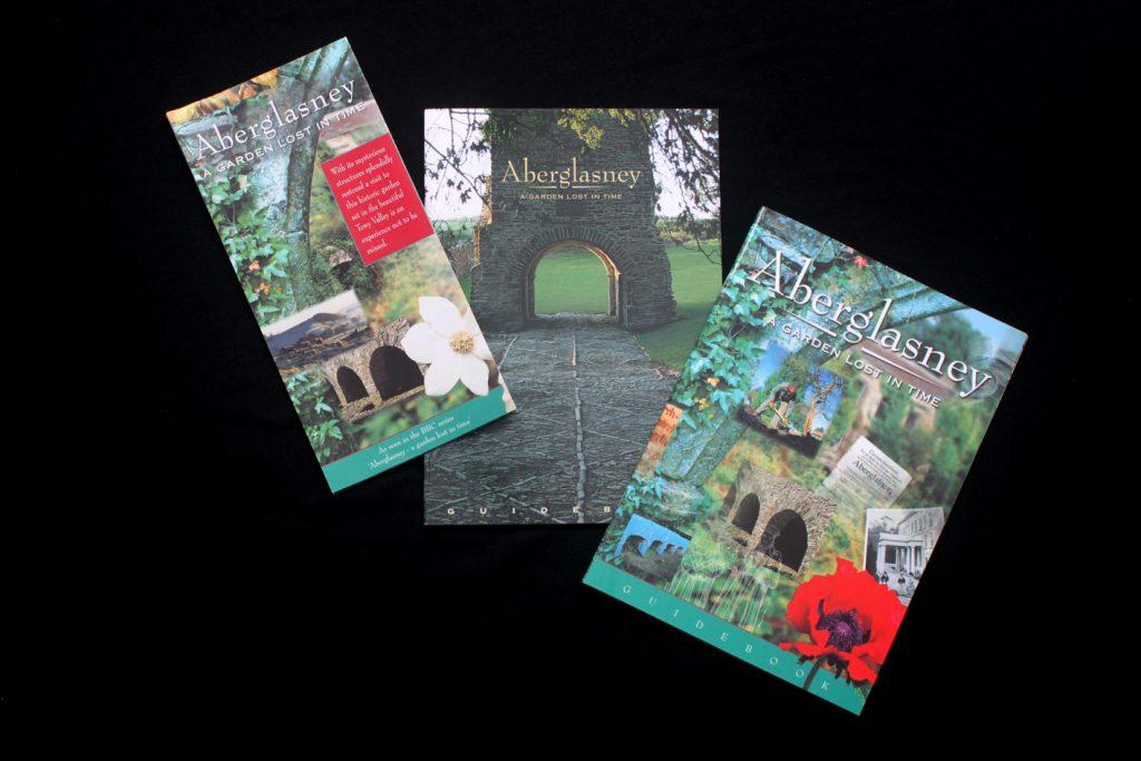 Aberglasney leaflets
