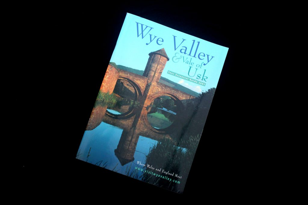 Wye Valley brochure cover
