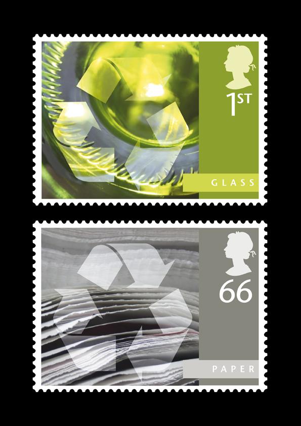 RSA stamps set 1 (1&2)