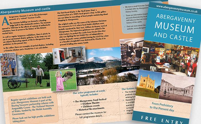 Abergavenny Museum Leaflet
